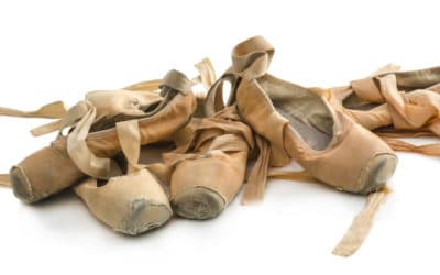 5 Tips to Increase the Life of Your Pointe Shoes
